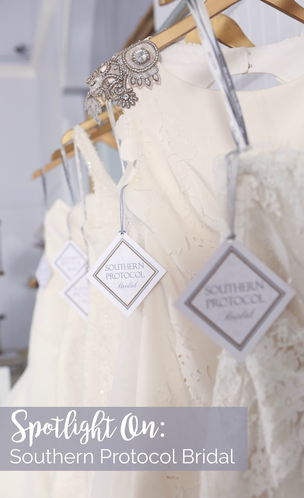 Spotlight On: Southern Protocol Bridal | Palmetto State Weddings | bridal salons in Charleston, South Carolina