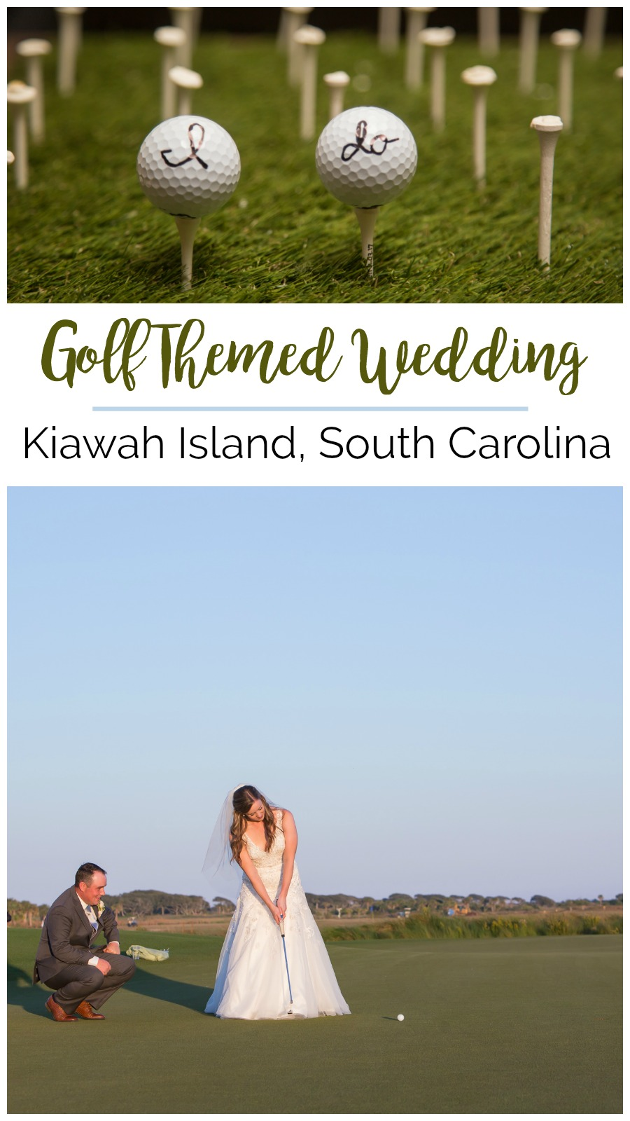 Lauren + Brandon: Golf-Themed Kiawah Island Wedding, Kiawah Island Resort, South Carolina | Palmetto State Weddings } MCG Photography