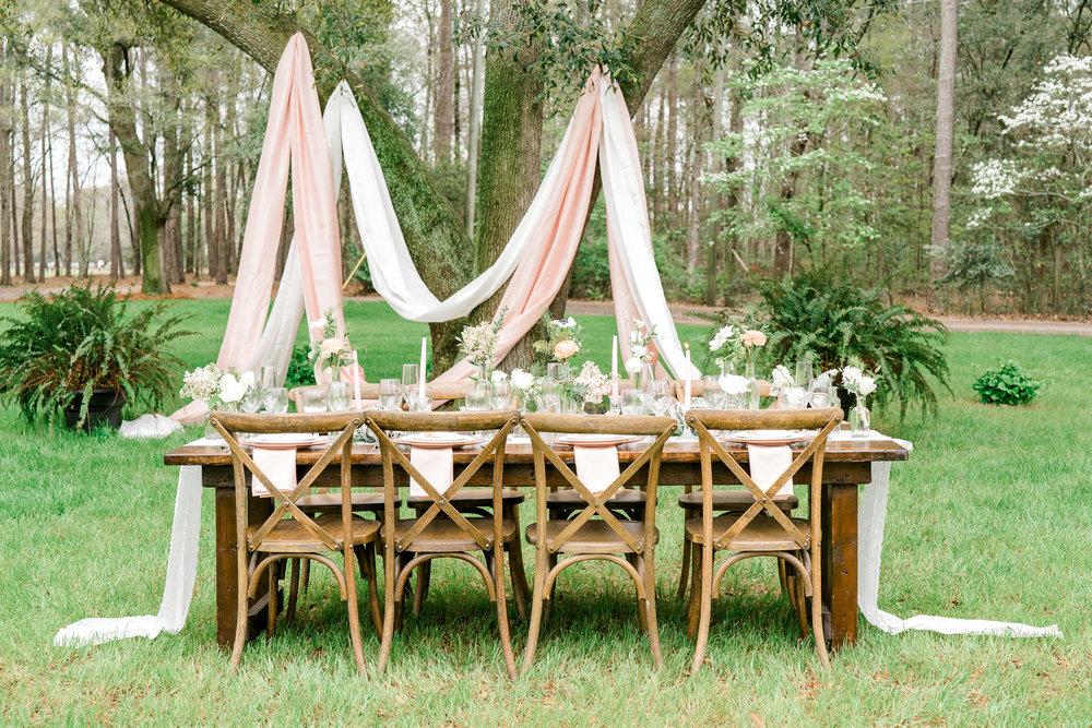 Wedding Inspiration: Secret Garden Wedding Styled Shoot | Palmetto State Weddings