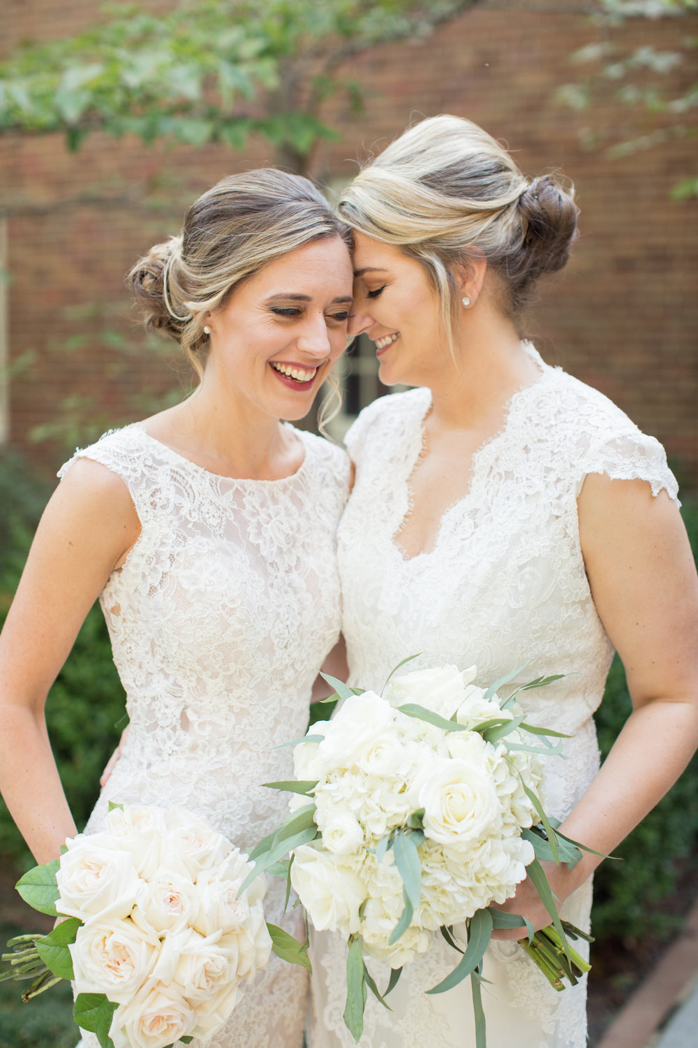 Jenna + Christina: Historic Wedding in Shandon | Palmetto State Weddings
