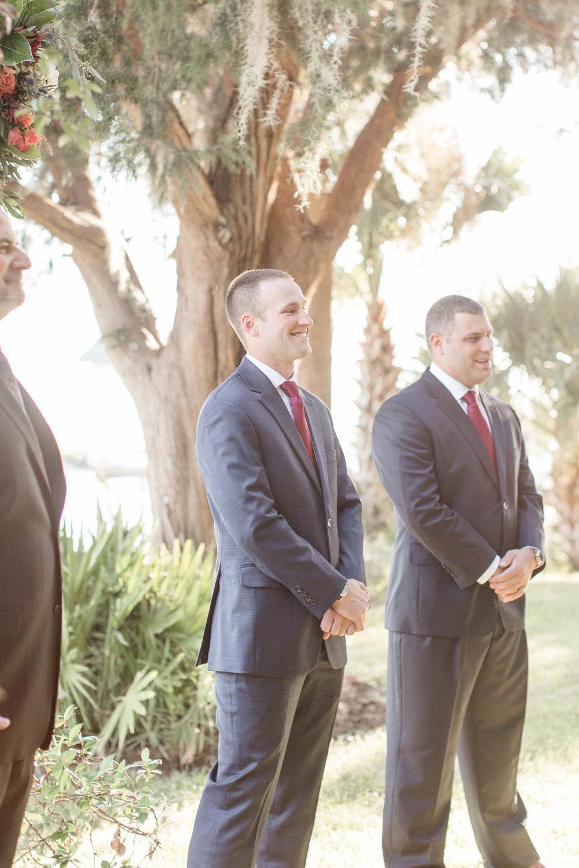 Kristen + Jonathan: Beautiful Beaufort Wedding on the River | Palmetto State Weddings