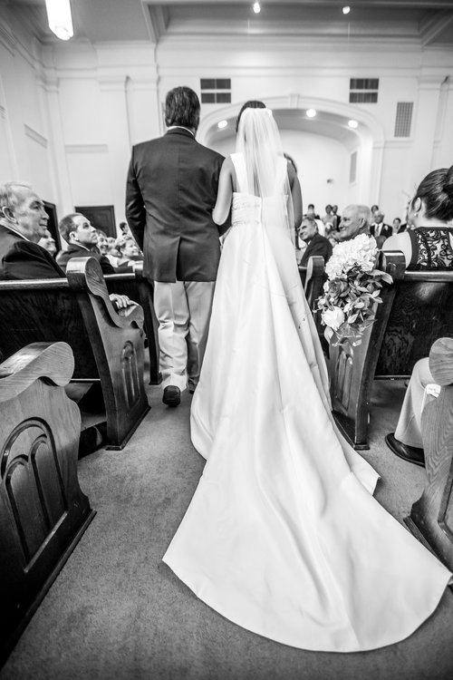 Sara Dean Orange And White Clemson Themed Wedding Palmetto