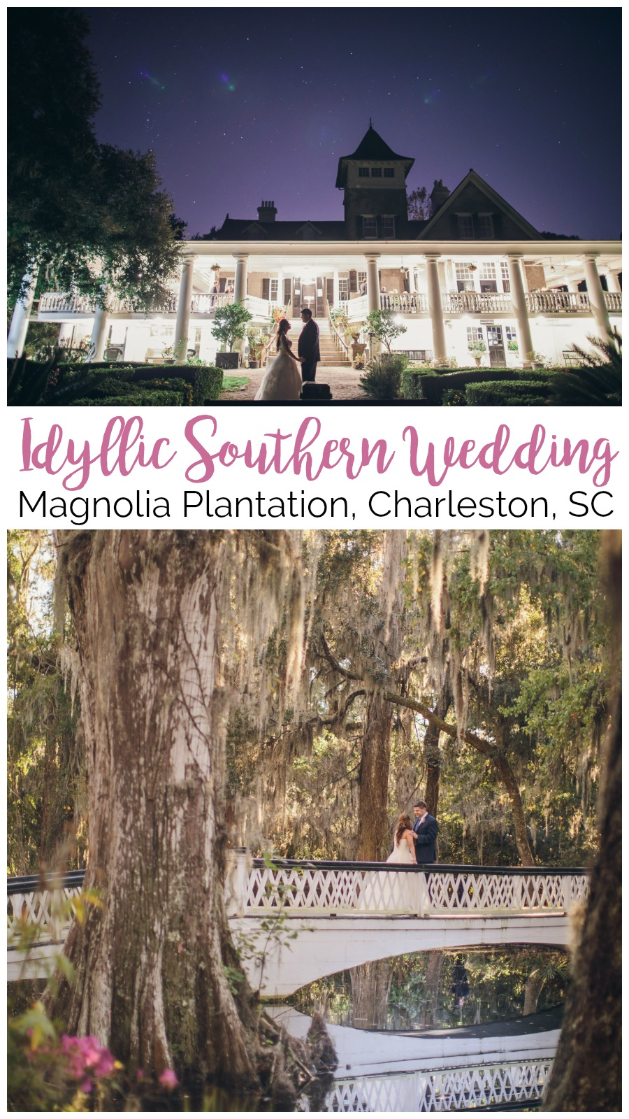 Katrina and Alex: Idyllic Magnolia Plantation Wedding, Charleston, South Carolina | Palmetto State Weddings | Richard Bell Photography | where to get married in Charleston | Charleston wedding venues