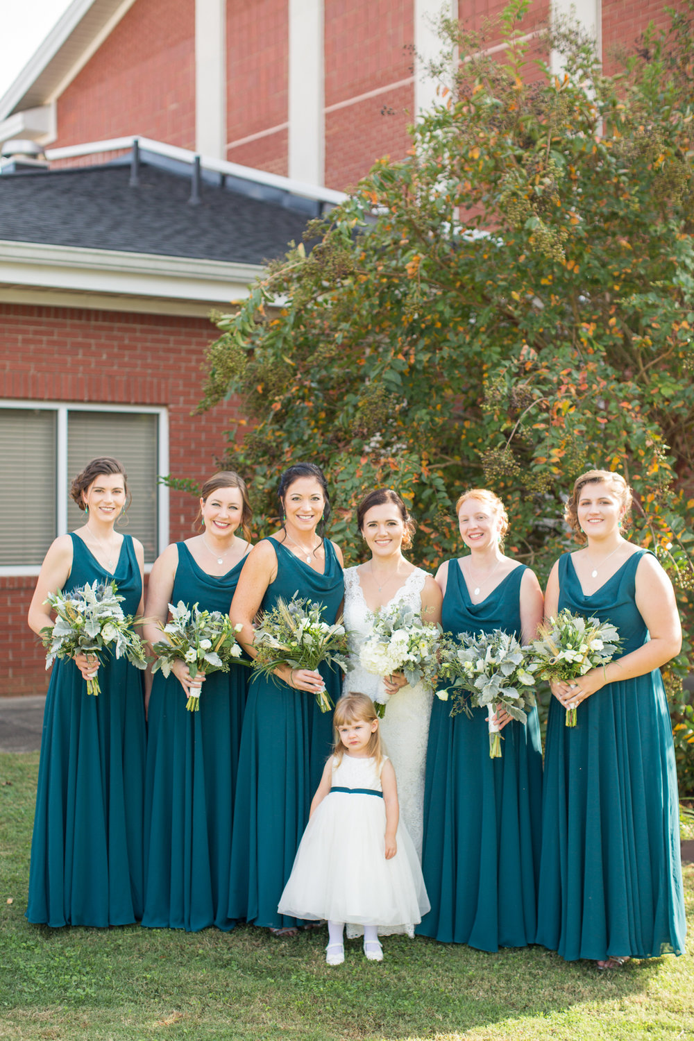 southern backyard wedding 3