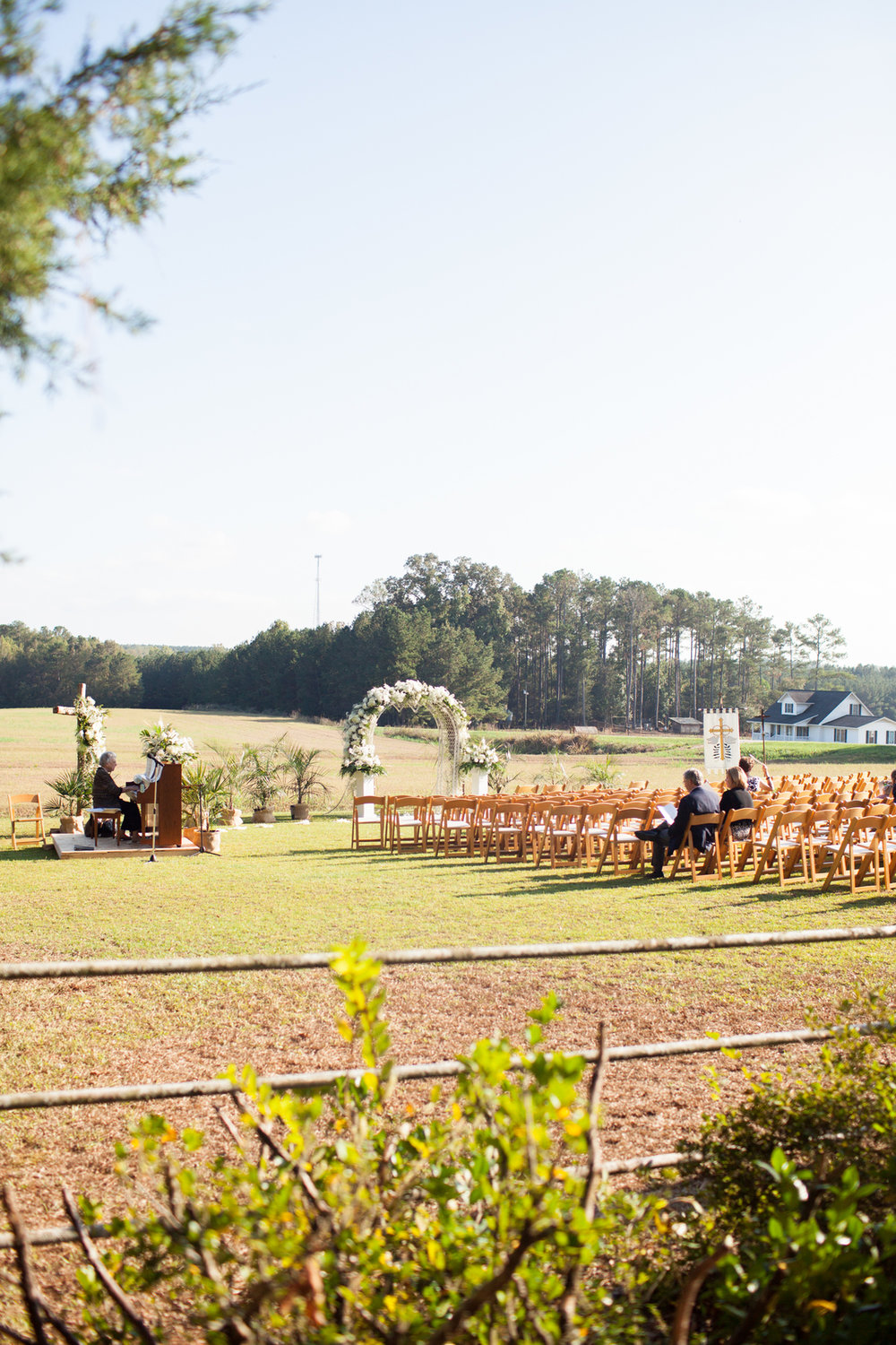 Erica + Will: Southern Backyard Wedding in Newberry, South Carolina | Palmetto State Weddings
