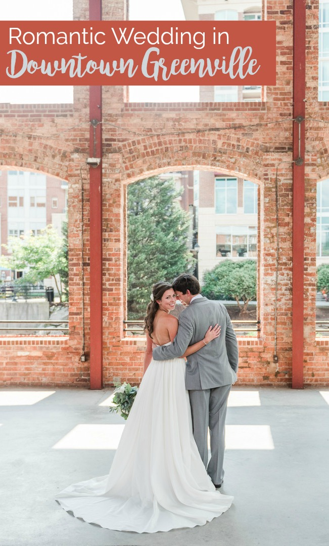 Kelly + Nick: Romantic Greenville Wedding at Larkin's on the River | Palmetto State Weddings | Mallori Ma Photography | where to get married in Greenville, South Carolina
