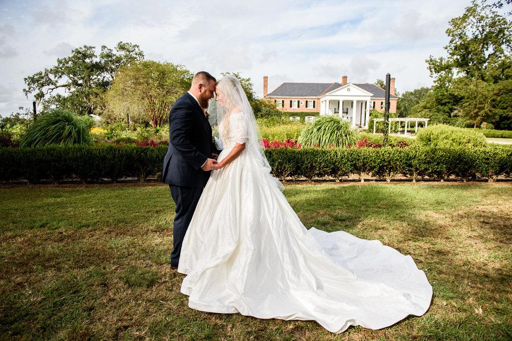 Jillian Bill Dreamy Boone Hall Wedding Mount Pleasant Sc