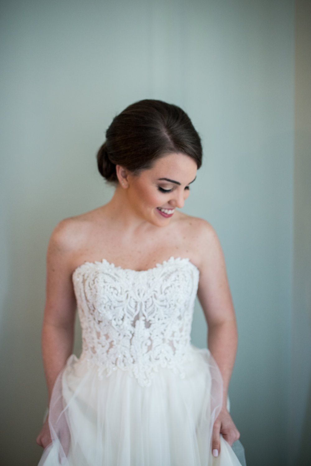 Kate + Heath: Black Tie Wedding at the Cedar Room, Charleston | Palmetto State Weddings