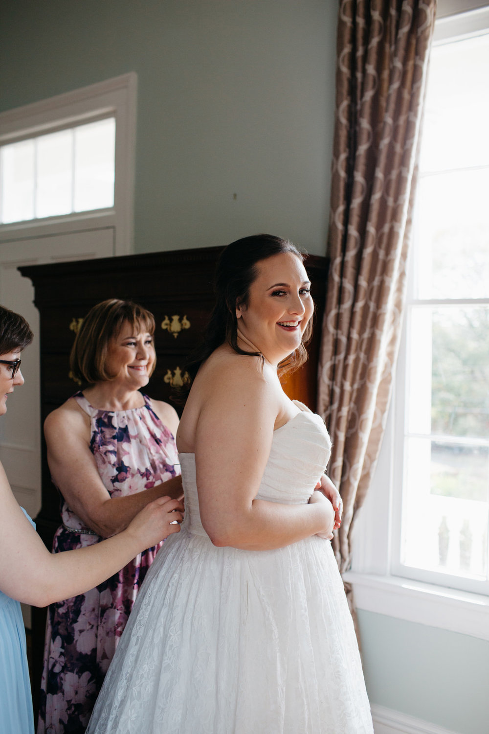 Allie + Jay: Star Wars Themed Lace House Wedding, Columbia, SC | Palmetto State Weddings