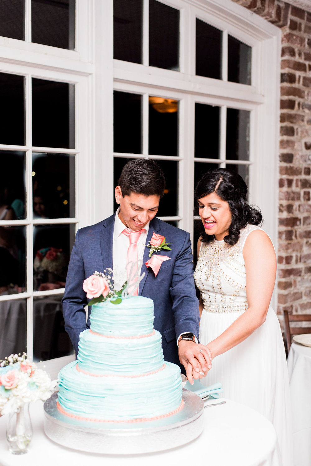 Monica + Andrew: Indian-American Fusion Wedding Weekend in Charleston | Palmetto State Weddings