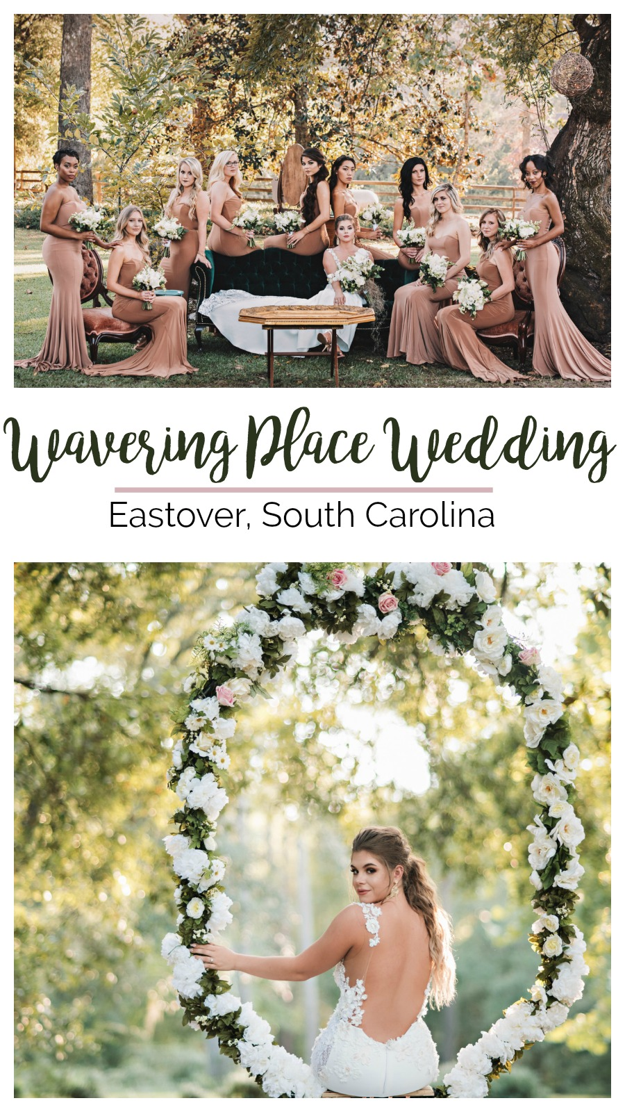 Heather and Tyler: Fun-loving Outdoor Wedding at Wavering Place, Columbia, South Carolina | Palmetto State Weddings | Russell-Killen Photography | where to get married in Columbia | historic Southern plantation wedding