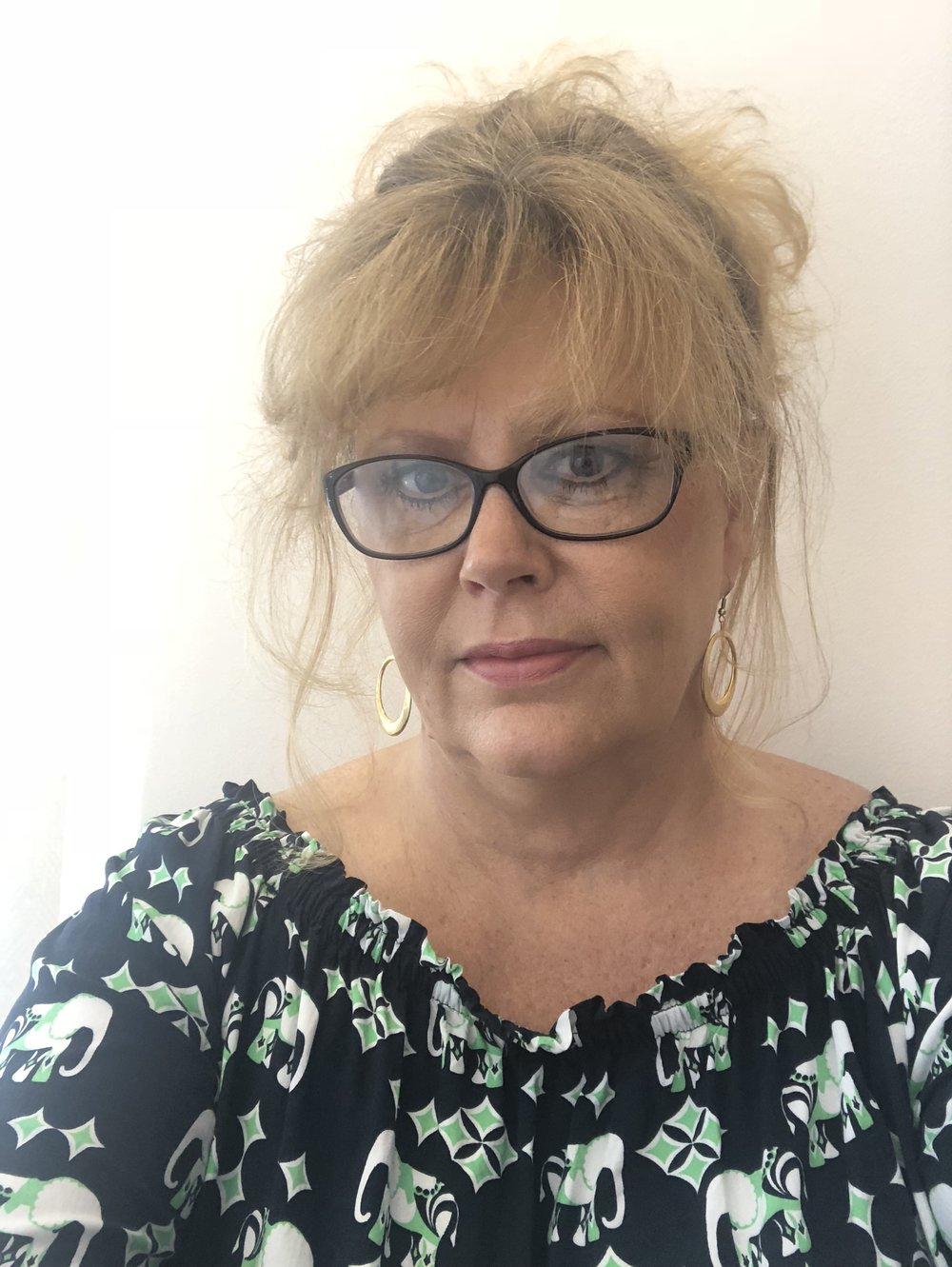 Cindy Flohr, owner of Inlet Bridal