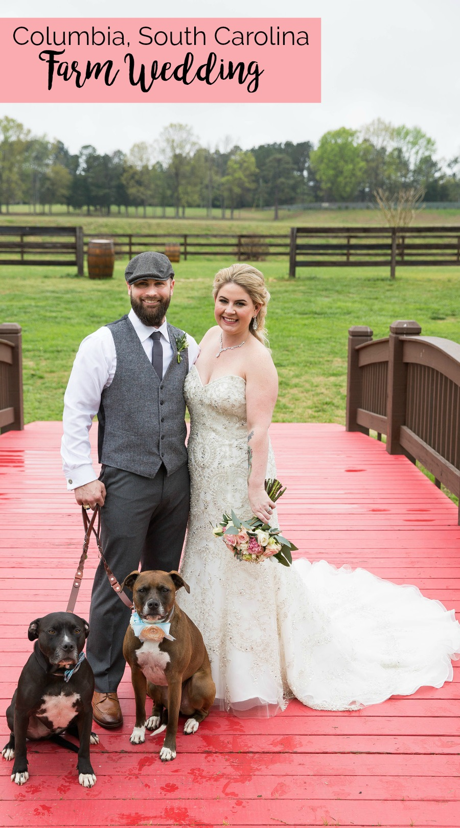 Ashley and Cody: Upbeat Wedding at the Farm at Ridgeway, Ridgeway, South Carolina | Palmetto State Weddings | Nikki Morgan Photography | Columbia SC wedding