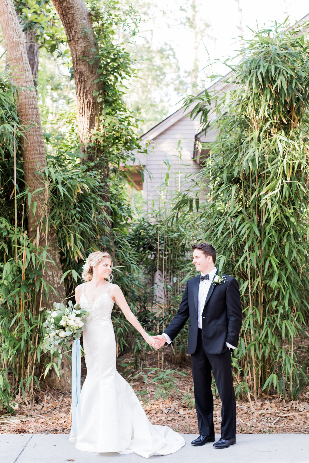 Jessica + Brian: Beach View Wedding at the Dunes House, Hilton Head Island | Palmetto State Weddings