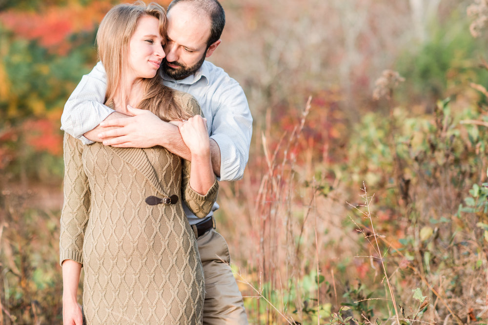 Mary + Peter: Southern Mountain Engagement at Table Rock State Park | Palmetto State Weddings