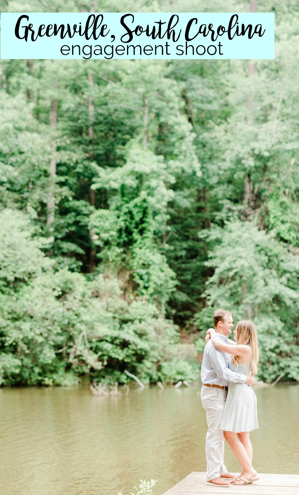Laura and Tyler: Greenville Engagement Session at Paris Mountain, South Carolina | Palmetto State Weddings | Mallori Ma Photography
