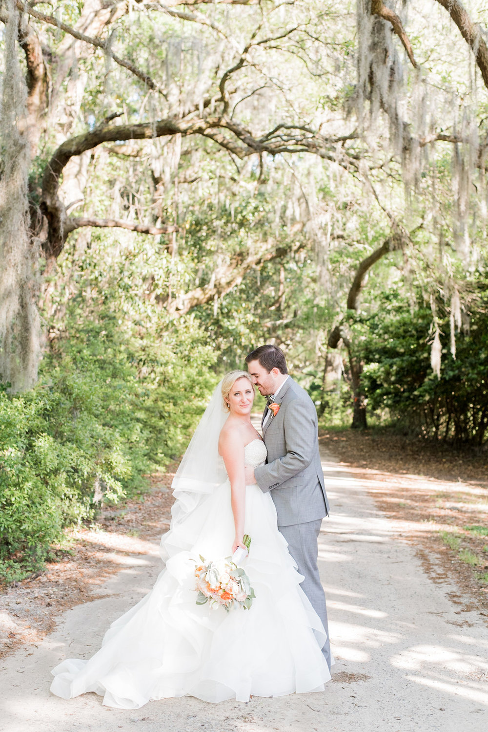 Megan and Luke: A Sunny Day for an Old Wide Awake Plantation Wedding | Palmetto State Weddings