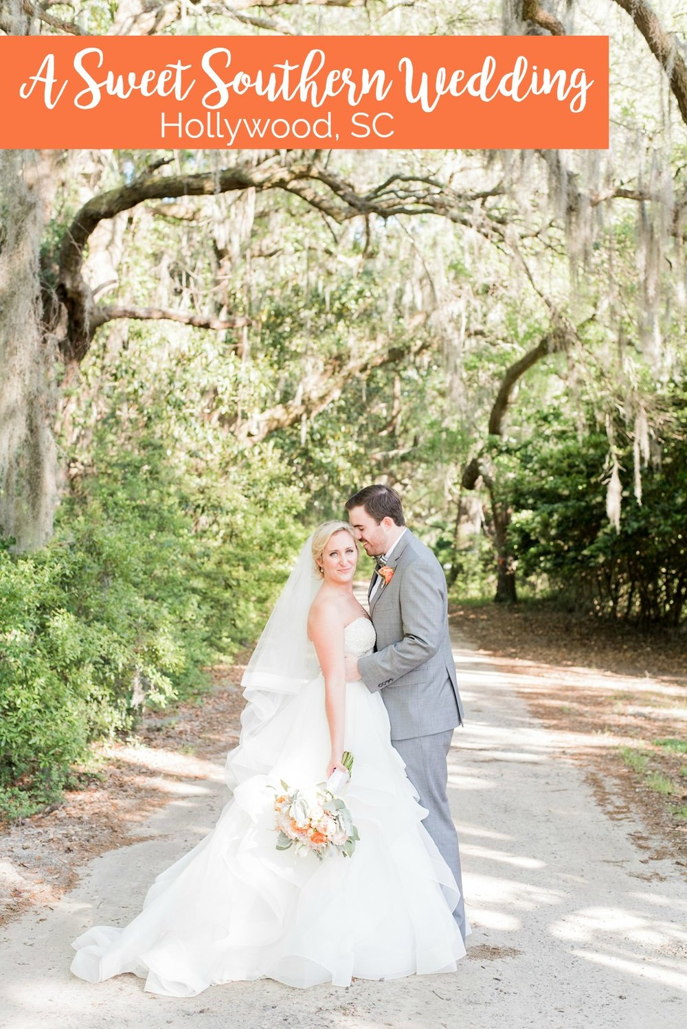 Megan and Luke: A Sunny Day for an Old Wide Awake Plantation Wedding, Hollywood, South Carolina | Palmetto State Weddings | Rebecca hicks Photography | southern wedding inspiration | outdoor wedding | mint and pink wedding