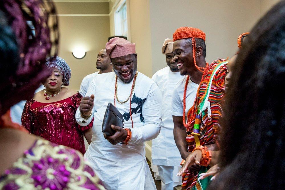 Praise + Samuel: Joyful Nigerian Wedding at Doko Manor, Blythewood | Palmetto State Weddings
