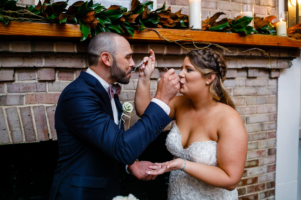 Taylor + Bobby: Celebrating a Strong Family Bond at Alhambra Hall Wedding | Palmetto State Weddings