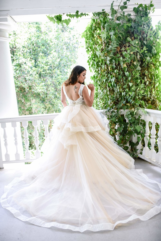 Jessica's Bridal Portrait Session at Magnolia Plantation and Gardens | Palmetto State Weddings