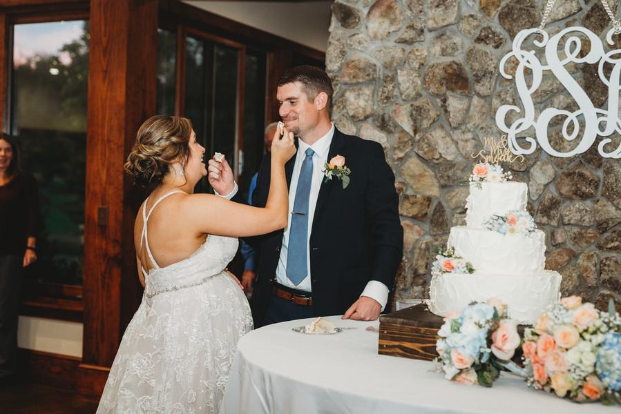Paige Derek Fun Filled Rock Bottom Pond Wedding Columbia Sc