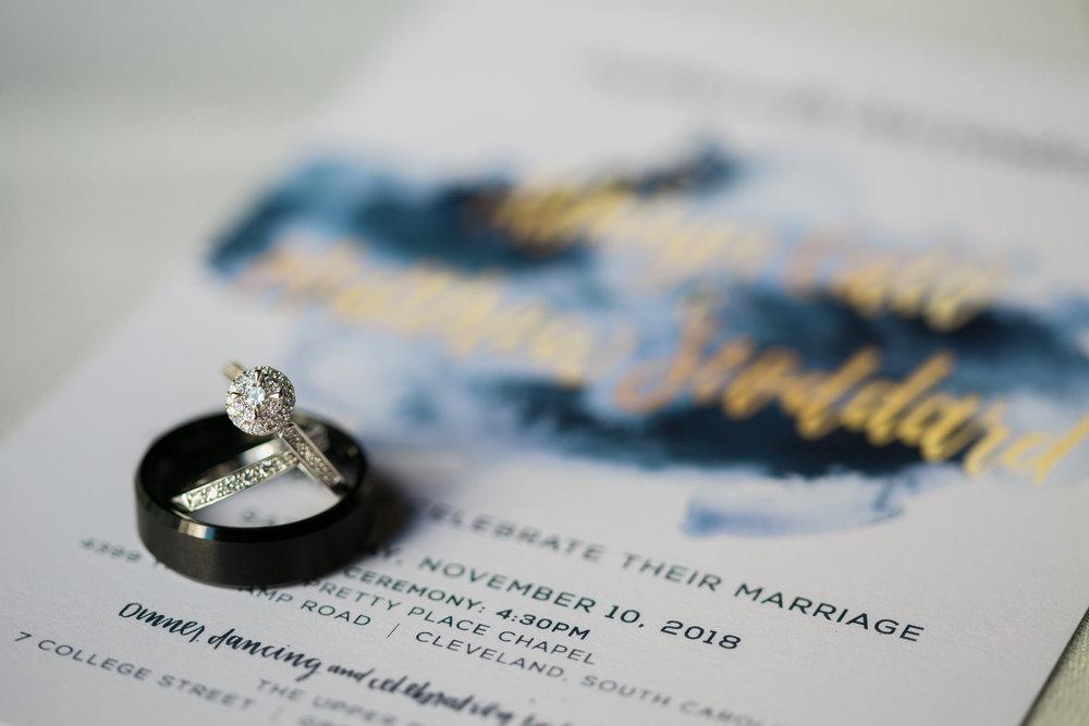 Ashlyn + Matt: Stunning Pretty Place Wedding in Upstate South Carolina | Palmetto State Weddings