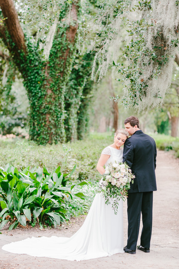 Jean + John: Baby Blue Country Club of Charleston Wedding | Palmetto State Weddings