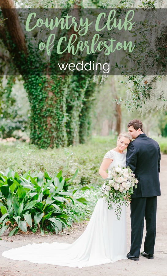 Jean and John: Baby Blue Country Club of Charleston Wedding | Palmetto State Weddings | Emily Meeks Photography | country club wedding | Lowcountry wedding | real weddings Charleston SC