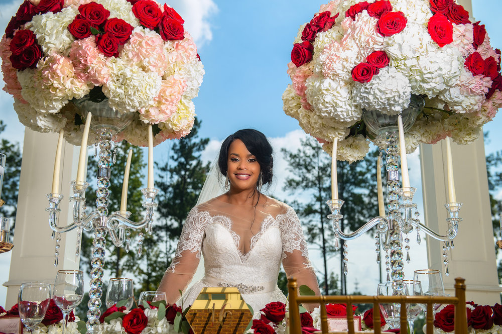 Velvet and Rose Wedding Styled Shoot at Doko Manor | Palmetto State Weddings