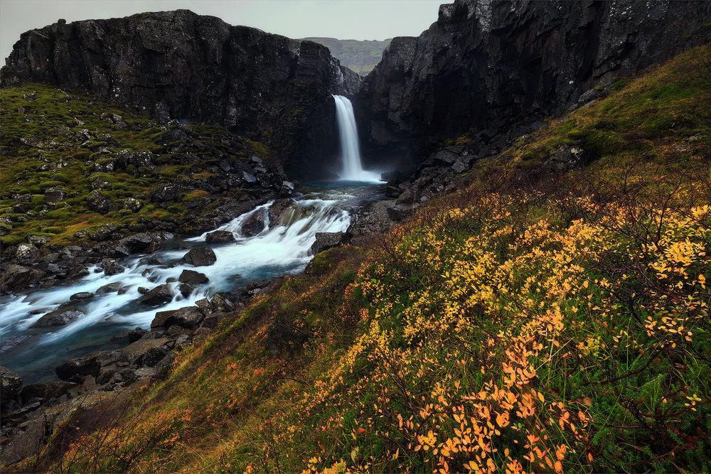 (Folaldafoss, Iceland)