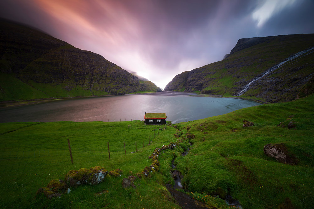 Saksun, Faroe Islands