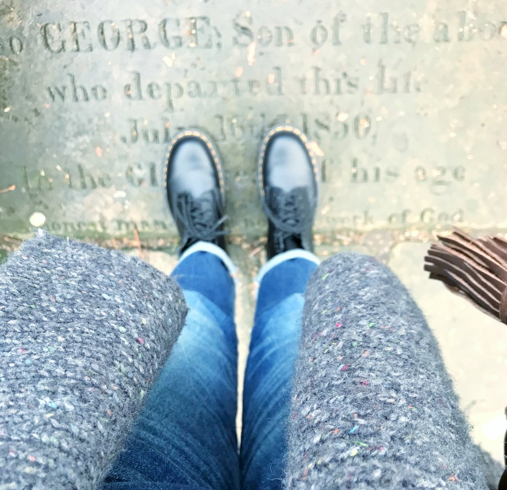 Doc Martens and Levis