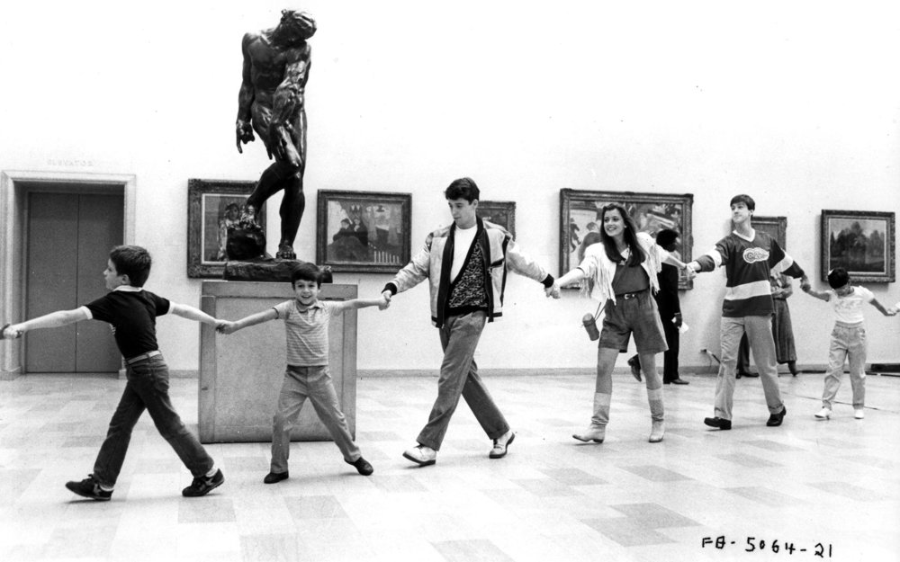 Art Institute of Chicago (source: Ferris Bueller's Day Off)