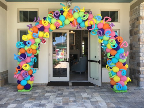 Central Florida Balloon Decor