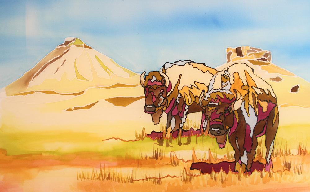 On the Prairie