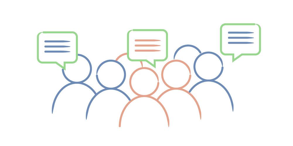 focus group, entretiens qualitatifs