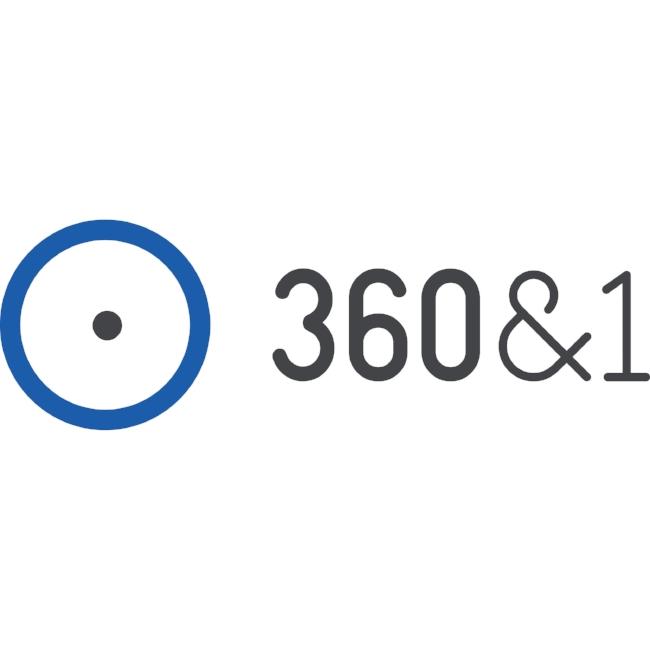 Logo 360&1