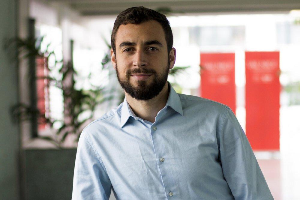 Interview Richard Gentilella, CEO, startup Hideberg