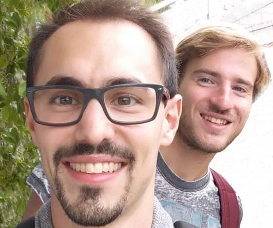 Co-fondateurs, startup Bieropolis