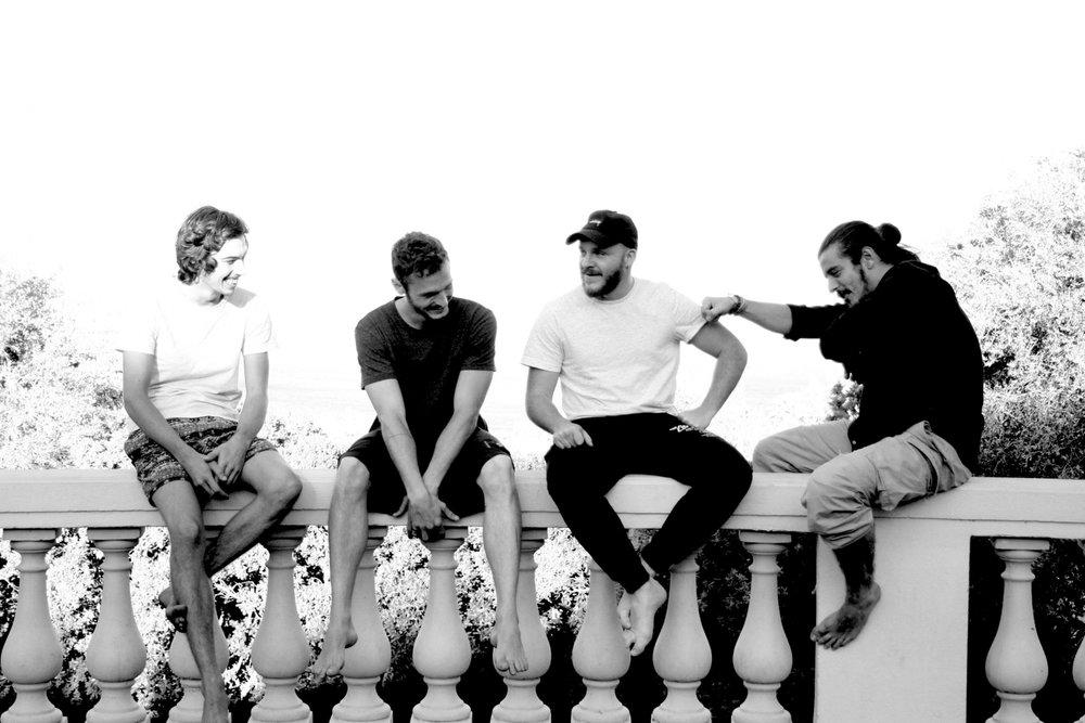 Interview de Corentin Marcel, Florentin Depaillat, Benjamin Wolf, Grégory Durrand, fondateurs de la startup le collectif SD