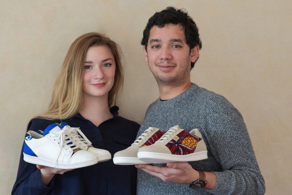 Interview d'Aurélie Gisclon et Nicolas Raudrant, co-fondateurs de la startup WIBES