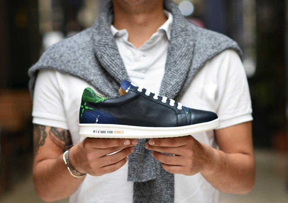 Sneakers Wibes, modèle Riviera NZ
