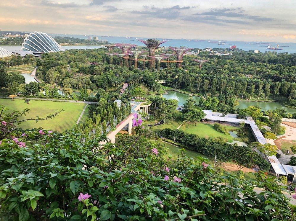 Smart city - Singapour