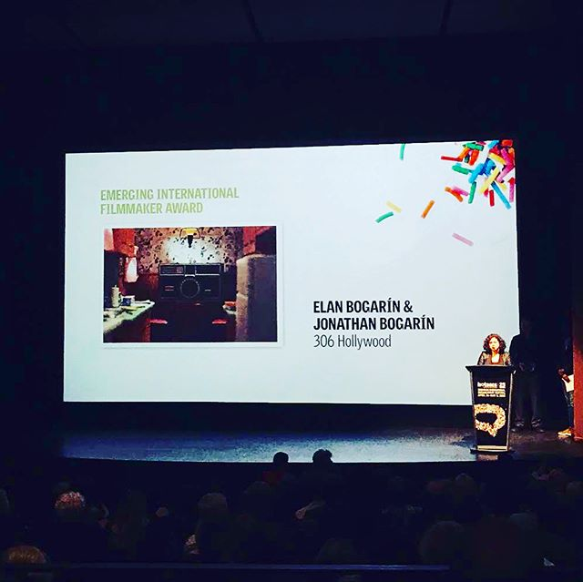 It's amazing what a difference a year can make. Last year we arrived at Hot Docs as unknowns and this year left with the award for Emerging International Filmmakers. Hard to explain how much this means. Thank you #hotdocs #hotdocs25, the doc community, and our talented and wonderful team. Honored to be a part of this amazing community. #cmp #chicagomediaproject