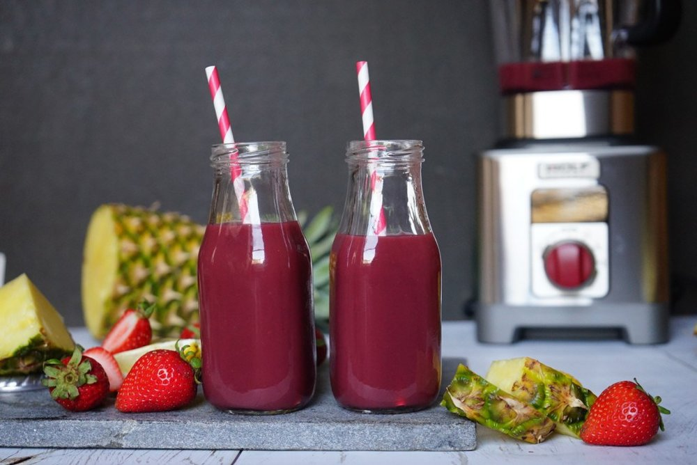 smoothies -