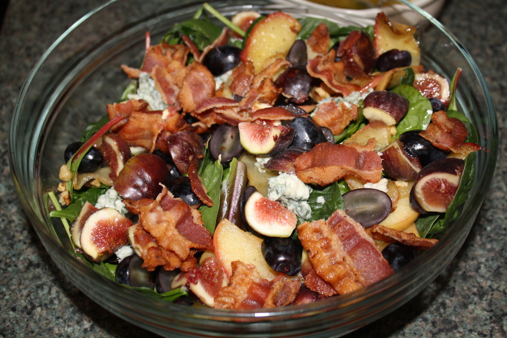 Fall Salad with Figs