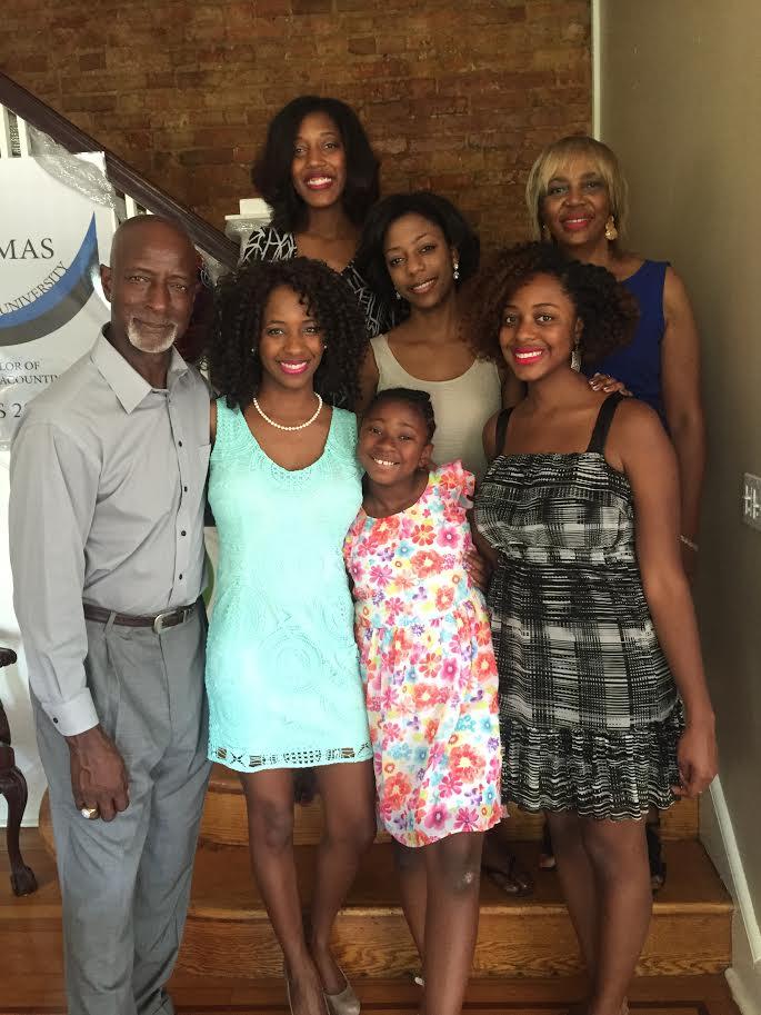 Rare Family Picture