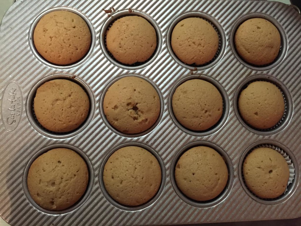 Naked cupcakes.