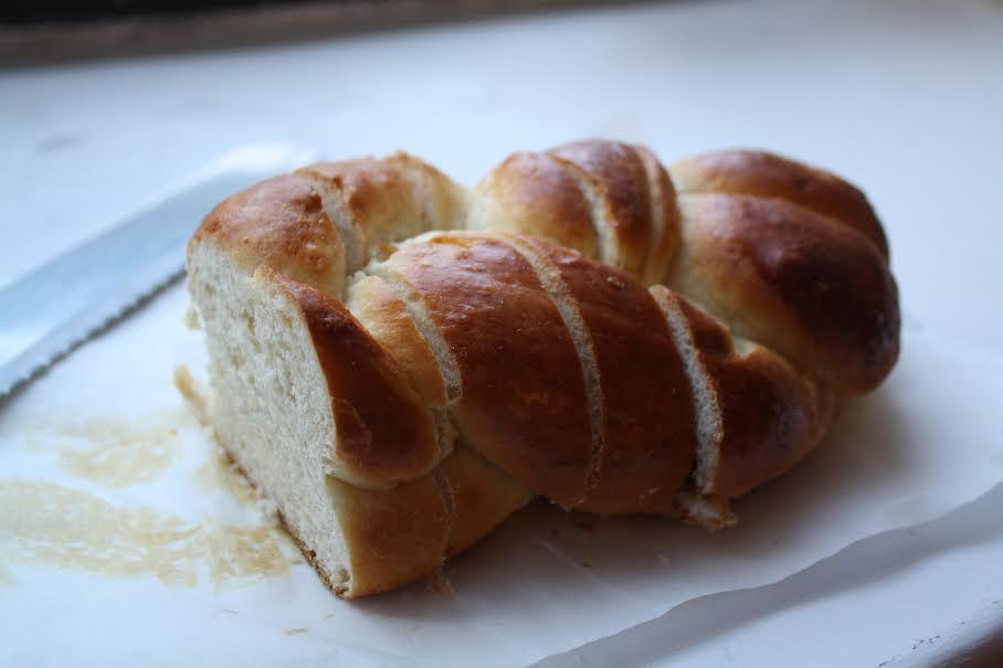 Leftover Challah Bread